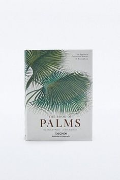 "Buch ""The Book of Palms"""