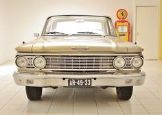 Ford - Fairlane 500 - 1962