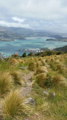 Christchurch Gondola, Christchurch, New Zealand — by Nikki Benson. A view of Lyttelton Bay from the top of the gondola. We went on an extremely windy day (as you can see from the. Christchurch New Zealand, Windy Day, Picture Video, Tourism, Travel Photography, To Go, Around The Worlds, Adventure, Water