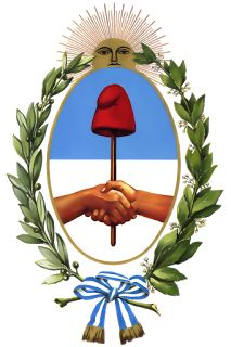 lapeppi: ESCUDO NACIONAL ARGENTINO