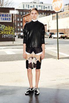 Givenchy pre- fall 2013