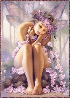 pictures of angels and flowers | Angels-And-Faries-angels-and-fairies-10844623-283-397.jpg