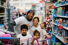 New on the blog! Photo gallery from an evening of shopping with at-risk youth and Denver Bronco's cornerback, Chris Harris Jr.  Shop with a Jock: Chris Harris Jr. http://denverstylemagazine.com/shop-with-a-jock-chris-harris-jr/?utm_campaign=coschedule&utm_source=pinterest&utm_medium=Denver%20Style%20Magazine&utm_content=Shop%20with%20a%20Jock%3A%20Chris%20Harris%20Jr.