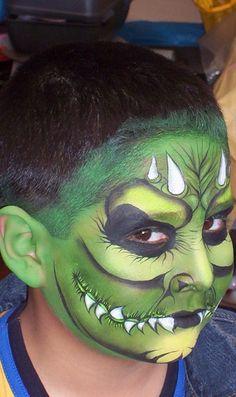 Adela Vidal || green monster