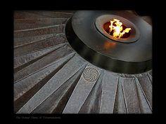 The Eternal Flame  Dzidzernagapert Armenian Genocide Memorial