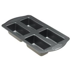 mini loaf pan. need this to make bread for the neighbors