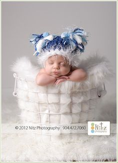 Newborn Crochet Hats Crocheted Newborn Hat Baby by knoodleknits, $28.00