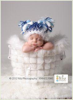 Newborn Crochet Hats Crocheted Newborn Hat Baby by knoodleknits, $28.00