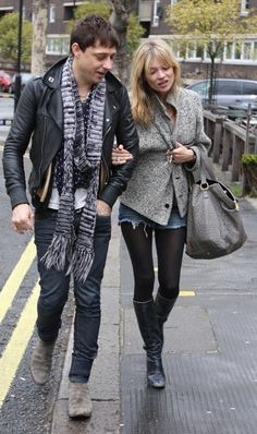 My favourite stylish couple!