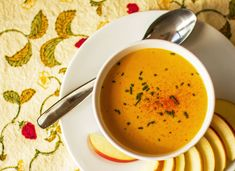A Creamy Pumpkin Beer Cheese Soup from MJ's Kitchen Pumpkin Beer, Roast Pumpkin, Pumpkin Soup, Canned Pumpkin, Pumpkin Puree, Beer Cheese Soups, Spicy Soup, Food Words, Gloucester