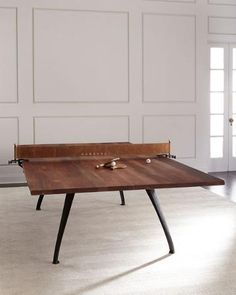 If you're looking to create the perfect rec room, add this Picard Table Tennis Table this holiday season for $7,599. Check out the most outrageous gifts in this years' Neiman Marcus Christmas Book here.