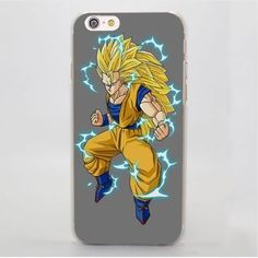 Dragon Ball Goku SSJ3 Power Aura Cool Design Design iPhone 4 5 6 7 Plus Case  #DragonBall #Goku #SSJ3 #Power #Aura #Cool #Design Design #iPhone #4 #5 #6 #7Plus #Case