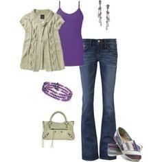 Purple by Jenny t