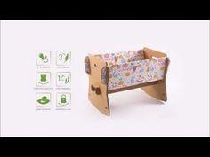 FOLDO bebe – The perfect crib