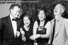 Tom Hanks & John McEnroe - great laughs.
