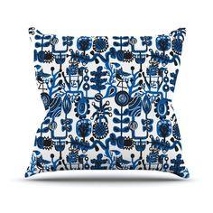 Kess InHouse Agnes Schugardt Dream Indoor/Outdoor Throw Pillow - AS3002AOP0
