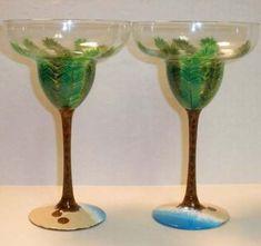 50+ Trendy Glasses Painting Ideas Margarita Margarita Glasses, Wine Glass Crafts, Classy Christmas, Hand Painted Wine Glasses, Paint And Sip, Czech Glass, Bachelorette Parties, Painting, Creative Ideas