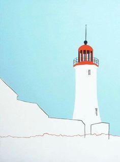 Great Japanese illustrator: Fumitake Uchida