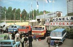Выставка техники из СССР 1977 год, представлена компанией Konela (v/o AvtoExport USSR),которая знаме… | Авто Sweet