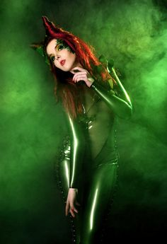 #Cosplay: Poison Ivy