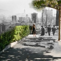 After the SF 1906 earthquake, and now