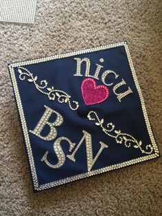 My graduation cap! May 10, 2014!