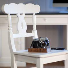 Custom Made Ivy Cottage Chair :: Bradshaw Kirchofer Handmade Furniture
