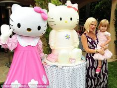 Hello Kitty Party (Tori Spelling)