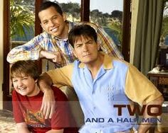 two and half men - cool, crazy, funny, tv show Two And Half Men, Half Man, Best Tv Shows, Favorite Tv Shows, Movies And Tv Shows, Men Tv, Charlie Sheen, Man Wallpaper, Entertainment