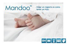 Crear un #negocio es como tener un #hijo.  www.mandoocms.com