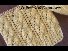 YouTube Knitting Stiches, Knitting Videos, Lace Knitting, Knit Crochet, Stitch Patterns, Knitting Patterns, Crochet Patterns, Knitting Designs, Crochet Clothes