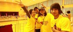 【ボランティア参加】コーポレートゲームズ | 沖縄専門学校ライフジュニアカレッジ