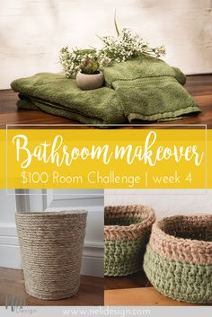 $100 Room Challenge