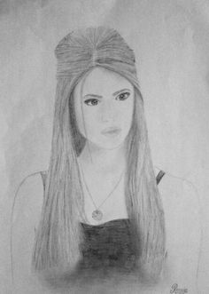 Vampire diaries dessins and google on pinterest - Vampire diaries dessin ...