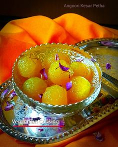 Angoori Kesar Petha Angoori Kesar Petha  (Saffron Flavored Translucent Soft Candy Made From Ash Gourd)    Angoori Kesar Petha is a very famous Indian dessert.   This is a variation of the famous Indian Sweet - Agra Ka Petha.   #petha #agrapetha #Angooripetha #indianrecipes #indiancuisine #foodblogger #vegetarian #valentine #valentinespecial #indiansweets #sweets #sweetsrecipes