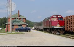 RailPictures.Net Photo: CN 106 Canadian National Railway EMD F40PH at Hawk Junction, Ontario, Canada by Chris Wilson