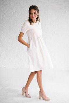 The Shay Dress – cladandcloth
