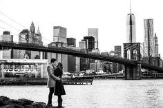 The Secret to Damn Good Engagement Photos: 2 Couples, 1 True Proposal, and a Little Je Ne Sais Quoi