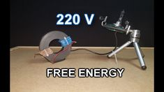 --- Free Energy Generator Using Magnet Technology --- This is amazing technology at home that you can do and generate free energy by using a magnet . Magnets, Technology, Diy, Free, Tech, Bricolage, Tecnologia, Do It Yourself, Homemade