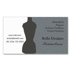 17 best sewing business cards images on pinterest lipsense chic seamstress dressmaker sewing business card colourmoves