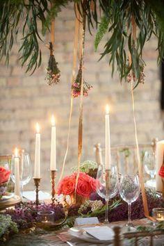 Pinterest Friday: Wedding Reception Decor