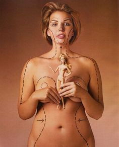 Barbie's Proportions On A Real Woman Are Mildly Terrifying (PHOTO)