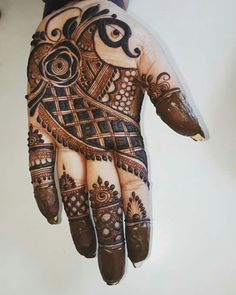 New tattoo music design creative ideas Pakistani Henna Designs, Peacock Mehndi Designs, Mehndi Designs Book, Mehndi Designs For Fingers, Wedding Mehndi Designs, Unique Mehndi Designs, Mehndi Design Pictures, Beautiful Henna Designs, Beautiful Mehndi
