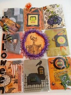 Pocket Letters❤ Halloween Pocket Letter