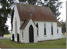 Central Hawkes Bay. Omg this is the church where I did ballet when I was tiny!