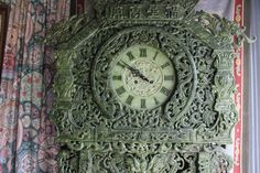 Jade Longcase Clock - Own a piece of history