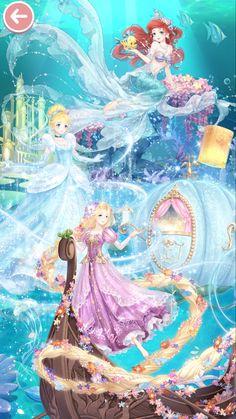 Disneyland Princess, Disney Princess Outfits, Disney Princess Jasmine, Disney Princesses And Princes, Disney Princess Drawings, Anime Princess, Disney Princess Pictures, Disney Drawings, Kawaii Disney