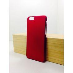 iPhone - Пластиковый чехол - Красный iPhone 6