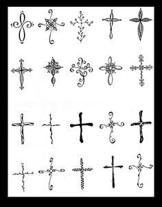 cross tattoo ideas