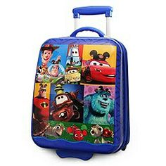 Suit case my brothers would like for the disney cruise I'm going on